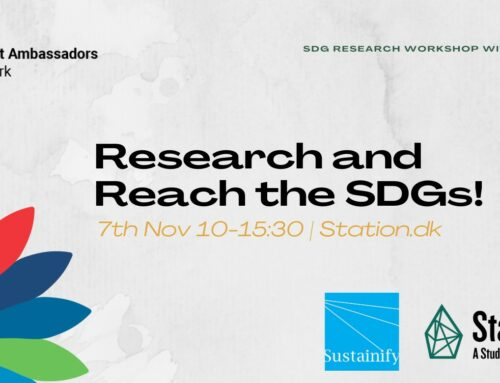 Research and Reach the SDGs!